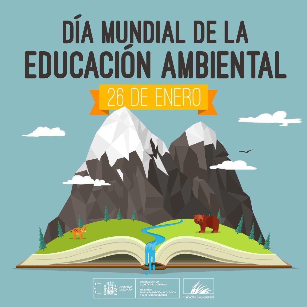 26 de Enero: Día Mundial de la Educación Ambiental